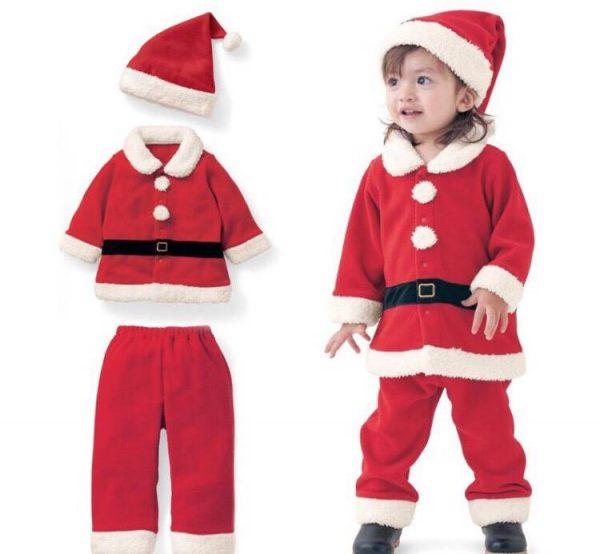 ชุดซานตาครอสเด็ก