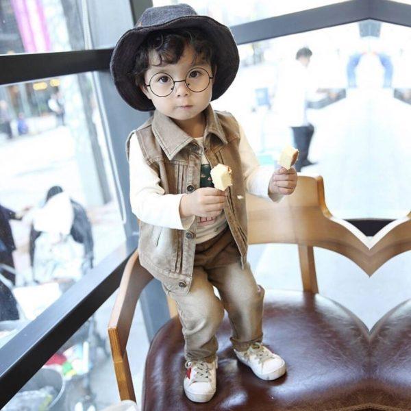 เสื้อผ้าเด็กผู้ชายสไตล์เกาหลี