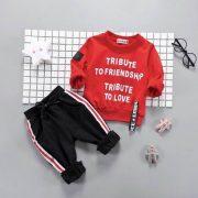 เสื้อผ้าเด็กแนวสปอร์ต
