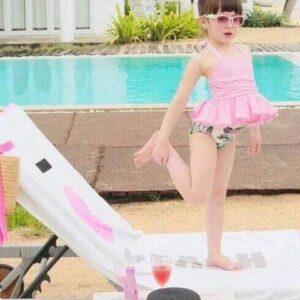 ชุดว่ายน้ำของเด็ก