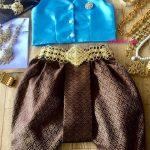 ขายชุดไทยเด็ก ชุดไทยเด็กหญิง