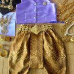 ชุดไทยสำหรับเด็ก