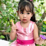 ชุดไทยเด็กเล็ก