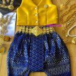 ชุดไทยเด็ก