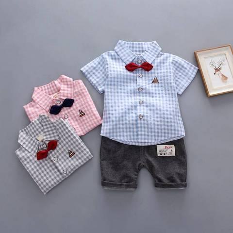 ชุดเสื้อผ้าเด็ก