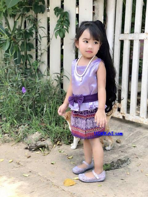 ชุดไทยอีสาน