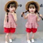 เสื้อผ้าแฟชั่นเกาหลีเด็ก แฟชั่นเด็กเล็ก