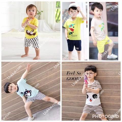 เสื้อผ้าสำหรับเด็ก