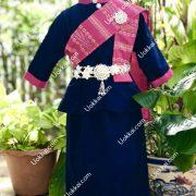 ชุดผ้าไทยเด็ก
