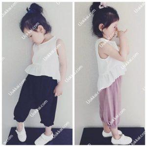 ชุดเด็กผู้หญิงน่ารัก แฟชั่นเด็กเล็ก