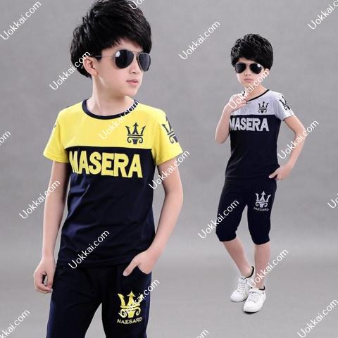 เสื้อผ้าเด็กแนว