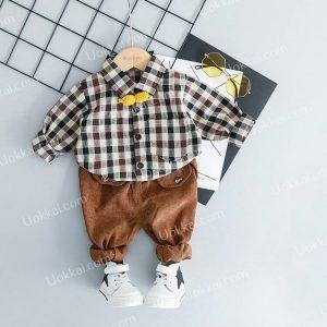 ชุดกางเกงเด็ก