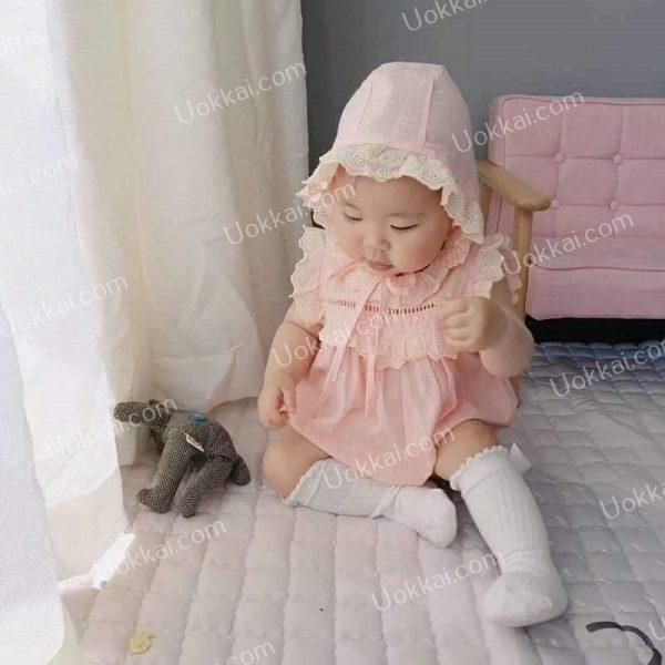 เสื้อผ้าทารกหญิง