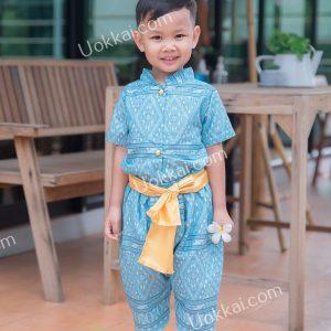 ชุดไทยเด็กชาย