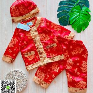 ชุดจีนเด็ก
