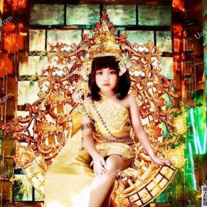 ลิซ่า ชุดไทย